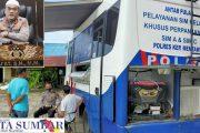 Mobil Layanan SIM Keliling Antar Pulau Hadir di Mentawai