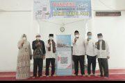 Penggunaan QRIS Mesjid Nurul Amin Pagaruyung di Launching Wabup Richi Aprian