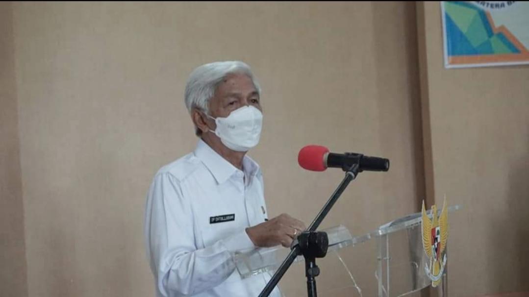 Wabup DP Datuak Labuan : KIP di Kabupaten Dharmasraya Harus Terus di Wujudkan