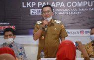 Dimotori LKP, Bupati Tanah Datar Resmi Buka Kegiatan Pendidikan Kecakapan Kerja