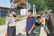 Patroli Gabungan Jaring 4 Orang Pelanggar Prokes di Sikakap