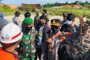 Kapolres Mentawai Mediasi TKBM Matobe Dengan Pihak Pengangkut Tanah Timbunan Bandara Rokot