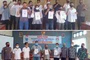 Bhabinkamtibmas Sipora Hadiri Pencabutan Nomor Urut Cakades di Dua Desa