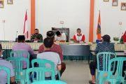 Deklarasi Badunsanak Pilwana Lengayang di Hadiri Danramil