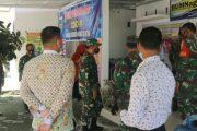 Pastikan Kesiapan Nagari, Dandim 0311/Pessel Tinjau Posko PPKM dan Rumah Isolasi Mandiri di Kecamatan Bayang