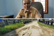 Jalan Rusak di Simpang RSUD Segera di Perbaiki, Peningkatan Jalan Anggarannya di Usulkan Tahun 2022
