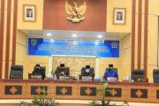 Pandangan Umum Fraksi Atas Ranperda Pertanggungjawaban APBD 2020, DPRD Apresiasi Kinerja Pemko Padang Panjang