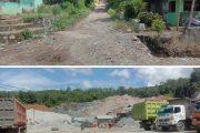 Jalan di Nagari Tanjuang Gadang Rusak Parah, Pemkab 50 Kota Tak Ada Respon