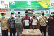 MoU Kankemenag Antara Kejari Padang Panjang Menuju WBK-WBBM Terwujud