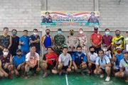 Turnamen Badminton Kapolres Cup 2021 di Mentawai Resmi di Mulai