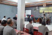 Antisipasi Lonjakan Covid-19, Kapolres Padang Panjang Berdayakan Program 1 Polisi 1 RT