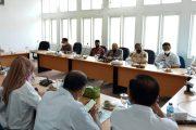Dibuka Gubernur Sumbar, Rakor PPKM Melalui Vidcon di Balai Kota Padang Panjang di Hadiri Kakankemenag