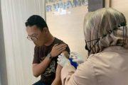 Hari Ketiga Pelaksanaan Vaksinasi di dua Kecamatan di ikuti 881 Warga