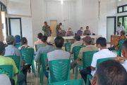 Danramil Sikakap Hadiri Rapat Penyelesaian Keberatan Kades Terpilih Desa Matobe dan Taikako