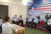Kalapas Padang Wajibkan Seluruh Petugas Ikut Vaksin dan WBP Harus 100 Persen