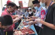 Rayakan Momen Idul Adha, WBP Bersama Petugas Lapas Nyate Bareng di Rupajang