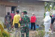 Gerak Cepat Tim Nakes Bersama Babinsa Sikakap Tracking Warga Yang Pulang Dari Jakarta