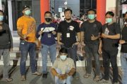 Satu Dari Dua Pelaku Pembunuhan Pedagang Kapasan Surabaya Berhasil di Tangkap Polisi