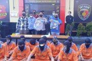 Aniaya Tahanan Hingga Tewas, Polisi Tetapkan 12 Orang Tersangka