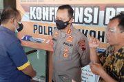Puluhan CPNS Jadi Korban Penipuan, Eks Kades Magetan di Tangkap Polisi