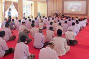 Peringati Tahun Baru Islam, Santri WBP Rupajang Ikuti Tabliqh Akbar Dengan Khusyuk
