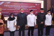 547 WBP Lapas Padang Terima Remisi, Gubernur Sumbar Sebut Remisi Bisa Atasi Over Kapasitas