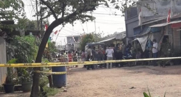 Penemuan Benda Mencurigakan Dalam Gentong di Jakasampurna, Polisi Masih Lakukan Olah TKP