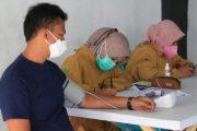 Untuk Mencapai Target, Koramil 01 PP Masih Membuka Layanan Vaksinasi Bagi Masyarakat