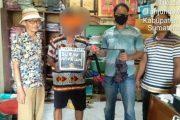 Modus Ikut Sholat, Seorang Buruh Angkot di Agam Gasak Kotak Amal di Musholla Ampalam