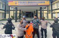 Pemilik Senpi Rakitan Tanpa Izin di Amankan Polres Dharmasraya