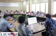 Kunjungi Kota Solok, Tim KPK RI Sampaikan 3 Agenda Utama