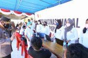 Antisipasi Kluster Kerumunan di PON XX Papua, Kapolri Minta Vaksinasi Harus di Tingkatkan
