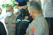 Wakapolda Serta Pejabat Polda Sambut Kedatangan Kapolda Sumbar Baru di BIM