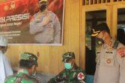 Kapolres Mentawai Tinjau Gerai Vaksinasi Presisi di Popnes Hidayatullah