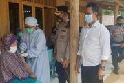 Dinyatakan Sembuh Covid-19, Kadinkes Mentawai Bergerak Tinjau Vaksinasi di Ponpes Hidayatullah