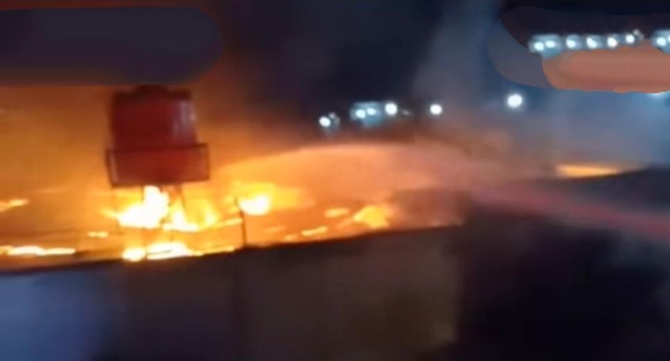 Kebakaran Hebat di Lapas Tangerang Tewaskan 41 Orang Napi