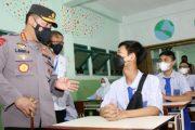 Kapolri Tekankan Penguatan Prokes dan Percepatan Vaksinasi di Kalbar