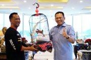 Ketua MPR RI Ajak Komunitas Pecinta Burung Ambil Bagian Lestarikan Satwa Yang Terancam Punah
