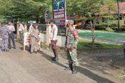 Gelar Operasi Yustisi Penegakan Prokes, Koramil Sikakap Gandeng Forkopimcam
