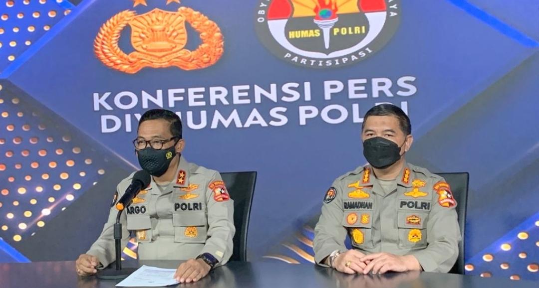 Kapolri Perintahkan Polisi Dalam Penyampaian Aspirasi Warga Lakukan Secara Humanis