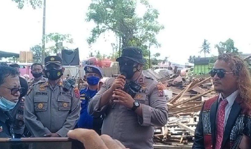 Eksekusi Tanah di By Pass Berjalan Aman, Engky Cobra Apresiasi Juru Sita PN Kelas I Padang Tanggap dan Tegas