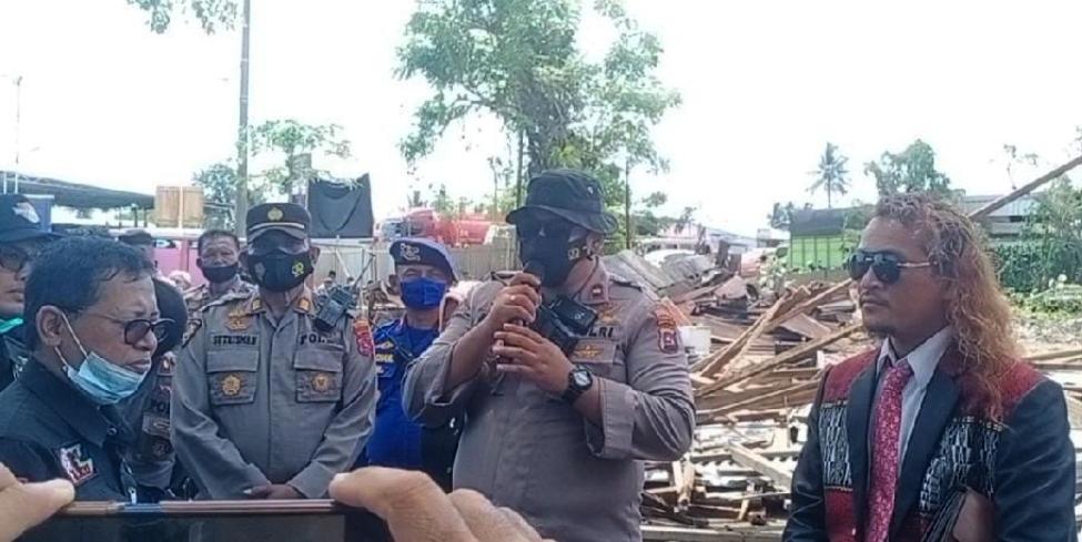 Eksekusi Tanah di By Pass Berjalan Aman, Hengky Cobra Apresiasi Juru Sita PN Kelas I Padang Tanggap dan Tegas