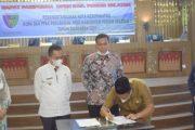 Pemkab Pessel dan DPRD Sepakati dan Menetapkan KUPA PPAS Perubahan APBD 2021