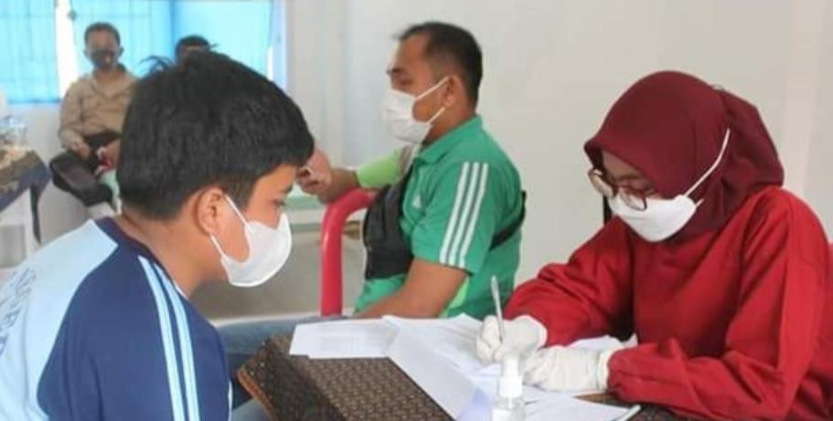 Pemko Padang Panjang Terus Genjot Pemberian Vaksinasi Kepada Pelajar