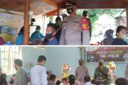 Gerai Vaksinasi Presisi di Wilkum Polres Mentawai Sudah Mencapai 35.383 Orang
