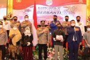 Bansos Alumni Akpol 97 Wira Pratama di Salurkan, Kapolda Sumbar : Kepedulian Sosial Awarnes Kita Harapkan