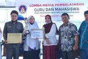 Siswa dan Guru SMP Hikmah Raih Juara 2 di Ajang Perlombaan Media Pembelajaran