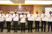 Sejumlah Lembaga Instansi Berikan Apresiasi Penghargaan Kepada Personel Ditreskrimum Polda Sumbar