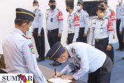 Lapas Kelas IIA Padang Deklarasi Perang Terhadap Alat Komunikasi Illegal