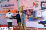 Antisipasi Praktek Rentenir, Bank Nagari Padang Panjang Luncurkan Program KUR Super Micro Marandang
